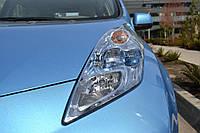 Фара передняя левая Nissan LEAF SL/SV 2011. Разборка автомобилей из США. Фары и фонари в ассортименте