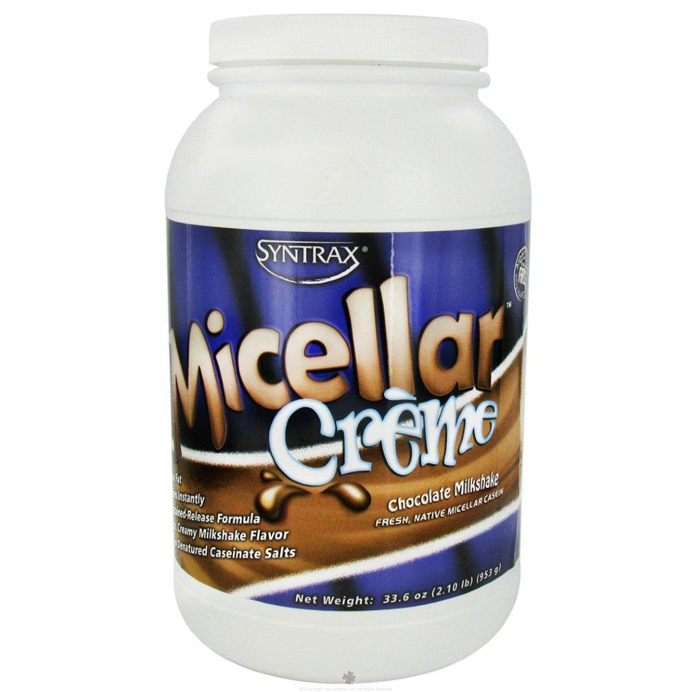 Протеїн Syntrax Micellar Creme 907 g (Chocolate)