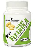 Вітамін Stark Pharm Vitamin A 10 000 200 таб