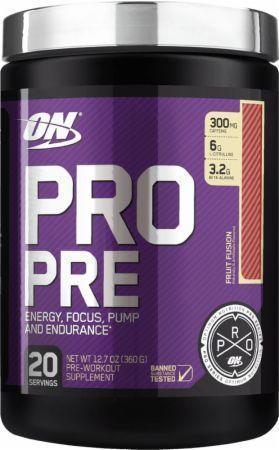 Предтренеровочный комплекс  Optimum Nutrition Pro Pre 360 g