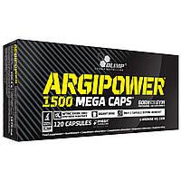 Аминокислоты  Olimp Labs Argi Power 1500 mg 120 caps