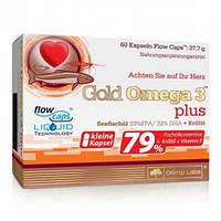 Gold Omega 3 Plus (79%) Olimp Labs 60 caps