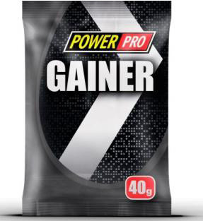 Пробник Gainer Power Pro 40 g