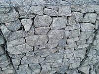 Камень бутовый гранитный, бутовый камень, бут, камень для габионов, фото 1
