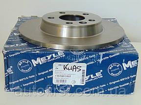 Meyle 115 523 1037  Диск тормозной задний VW T-4 2.5