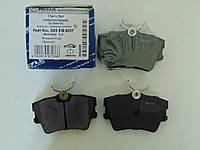Meyle 025 218 8217  Колодки тормозные задние  VW T-4