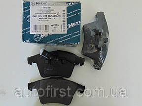 Meyle 025 237 4618/W  Колодки тормозные передние VW Т-5