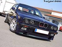 Бровки реснички BMW E30