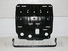 Защита картера двигателя и кпп Hyundai IX35 2010-