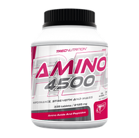 Trec Nutrition Amino 4500 - 125 tabs