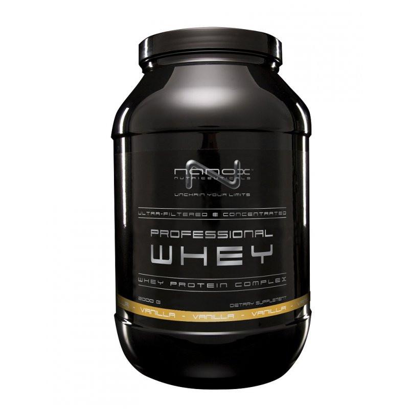 Протеїн Nanox Professional WHEY - 900 г