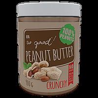 Арахісове масло Fitness Authority So Good! Peanut Butter 900 г (crunchy or smooth)