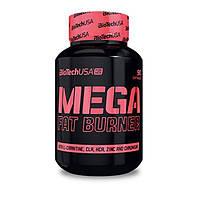 BioTech Mega Fat Burner 90 tab