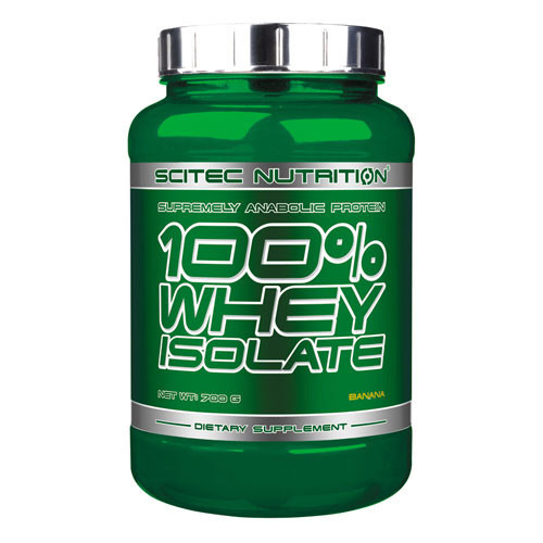 100% Whey Isolate Scitec Nutrition 700 g
