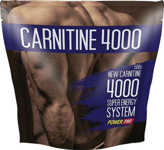 Power Pro Carnitine 4000 500g