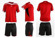 Футбольная форма Liga Sport для команд. Нанесение на форму