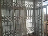 Раздвижные решетки,  большие объемы, фото 1