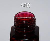 Витражный краситель 468, Фиолетово-розовый, 2мл