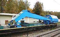 Ремонт железнодорожных кранов ЕДК-500, ЕДК-300, ЕДК-80, ЕЕК-21
