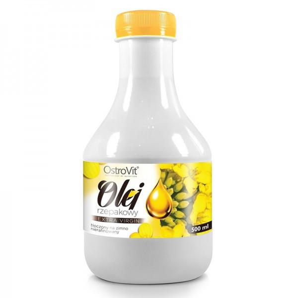 Ріпакова олія OstroVit Extra Virgin 500 ml