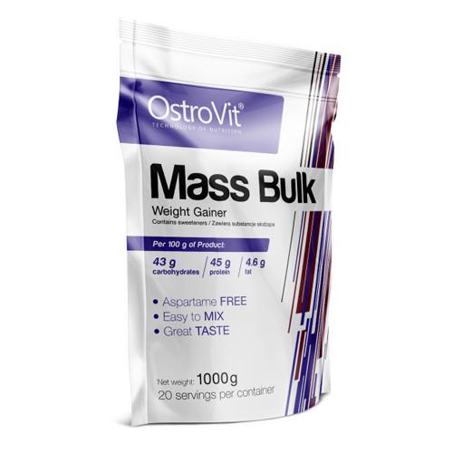 Mass Bulk (45% протеїну) OstroVit 1000 g