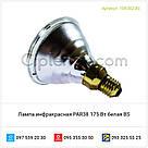 Лампа инфракрасная PAR38 175 Вт белая BS, фото 3
