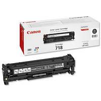 Заправка картриджа Canon 718 Black  принтер LBP-7200, 7680, MF8330, MF8340, MF8350, MF8360, MF8380 в Киеве
