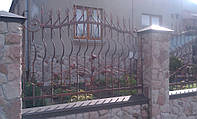 Кована огорожа (1255)