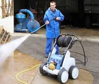Аппарат высокого давления без подогрева воды Kranzle Quadro 799 TST