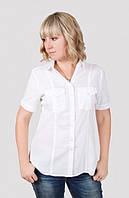 Женская офисная блуза