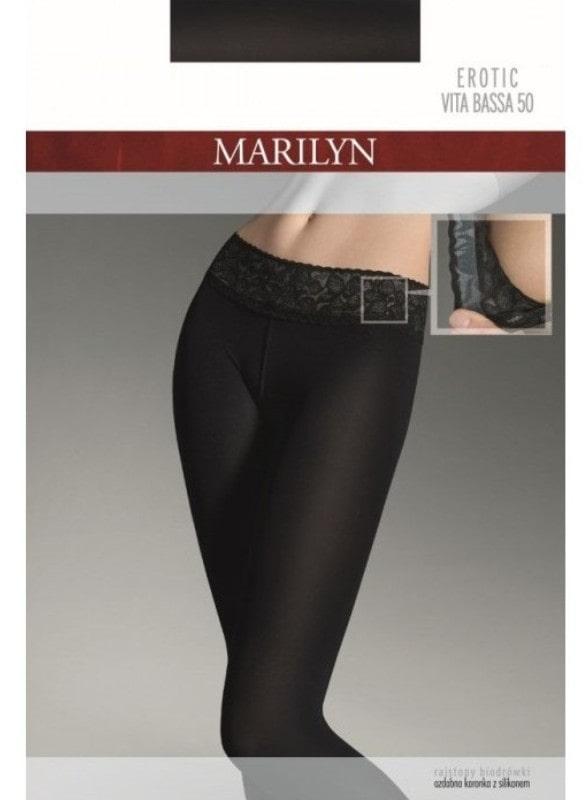 Marilyn Erotik vita bassa 50