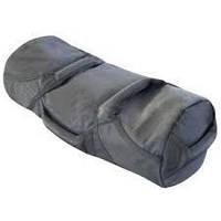 Сумка для кроссфита SB4112 Power Bag (нейлон, р-р 52*22*12см, черная)