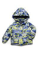 Куртка-жилет для мальчика водоотталкивающая