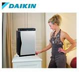 Воздухоочиститель с увлажнением Daikin MCK75JVM-K URURU, фото 3