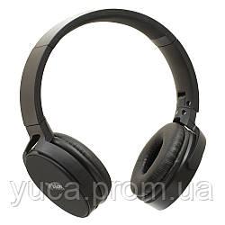 Гарнитура bluetooth стерео Inkax HP-06 (Чёрный)