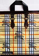 Пакет полиэтиленовый Петля Клетка 37 х42 см / уп-25шт