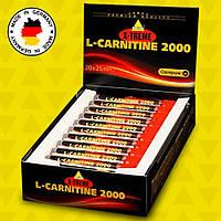 Карнитин Inkospor X-Treme L-Carnitine 2000 (20 х 25 мл)