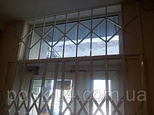 Раздвижные решетки накладные на проем, фото 2