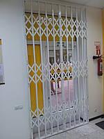 Раздвижные решетки накладные на проем, фото 1