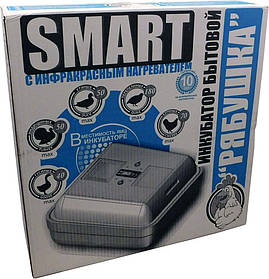 """Инкубатор механический цифровой """"Рябушка"""" Smart 70 выносной терморегулятор"""