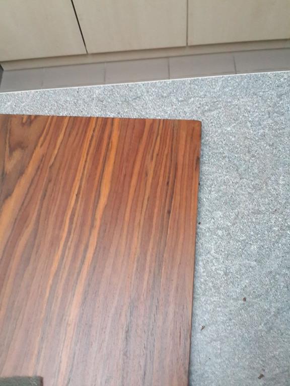 Реставрація кухонної шпонованої накладки. 4