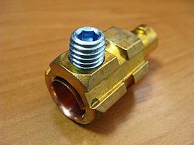 Штекер сварочного кабеля 35-50 (13 мм), фото 2