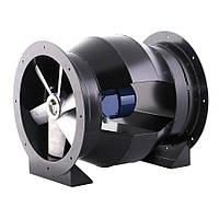 Soler&Palau TEB - осевой вентилятор для работы в условиях высоких температур