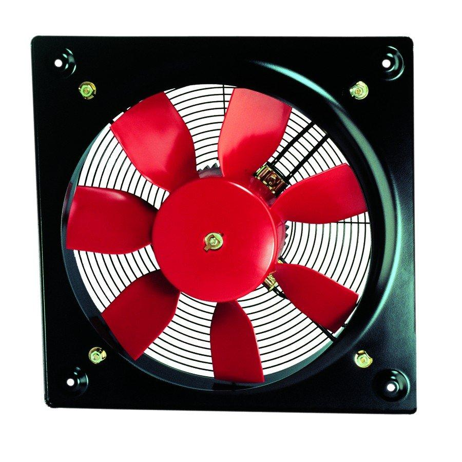 Soler&Palau HCFT - осевой вентилятор промышленного класса