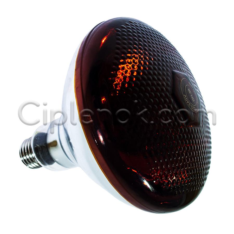 Лампа инфракрасная BR38 175 Вт красн. BS