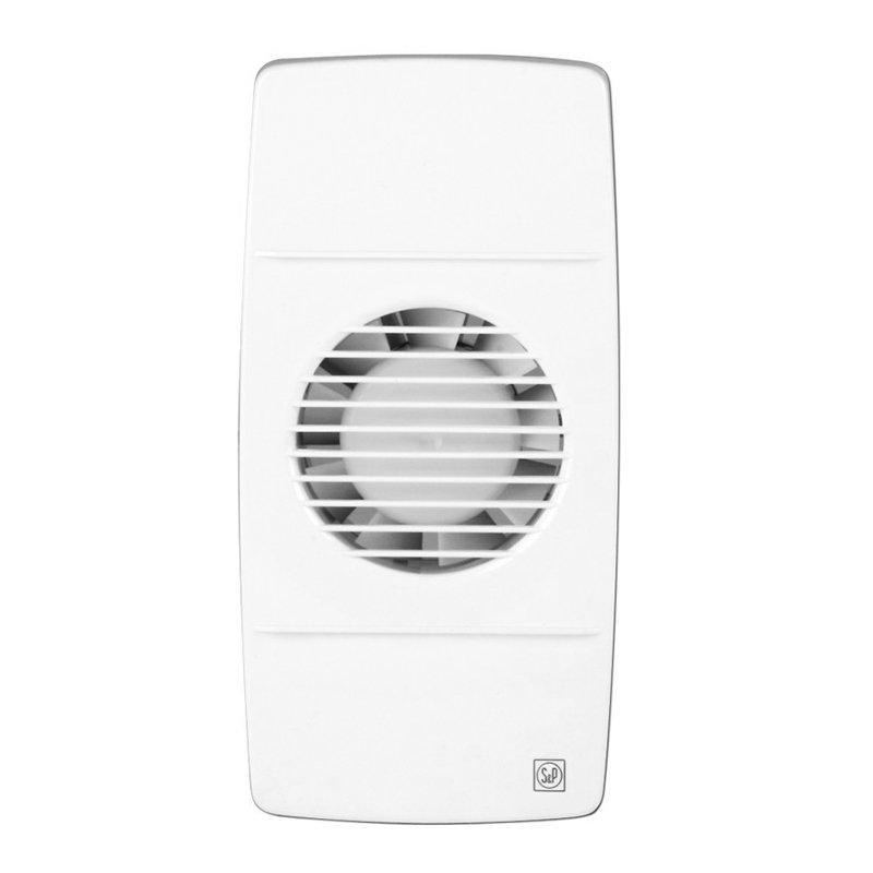 Вытяжной вентилятор для ванной Soler&Palau EDM-80 L