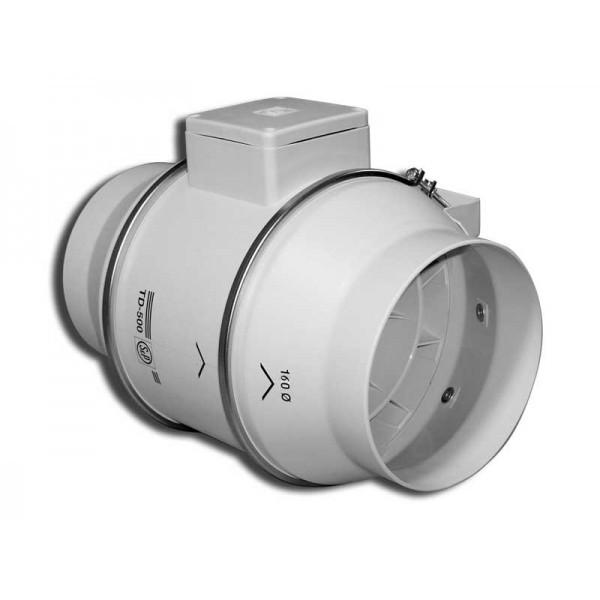 Канальный вентилятор Soler&Palau TD-500/160 3V