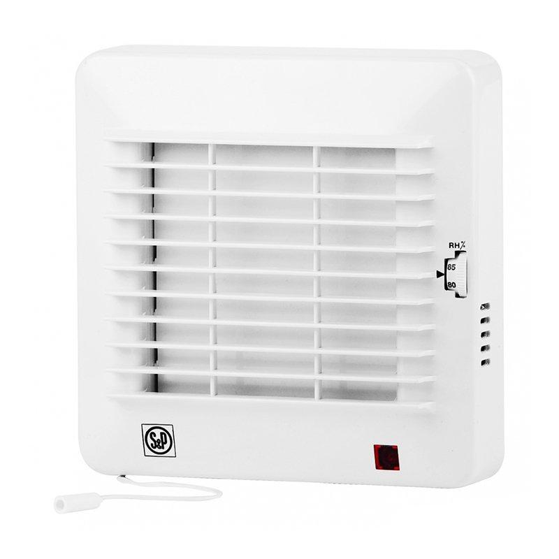 Осевой вентилятор для ванной Soler&Palau EDM-100C