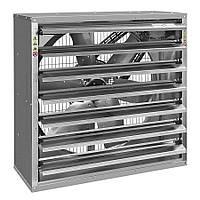 Soler&Palau HIB - осевой вентилятор с ременным приводом