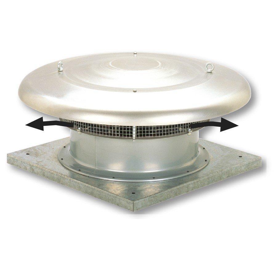 Soler&Palau HCTB - крышный вентилятор для монтажа в круглые воздуховоды